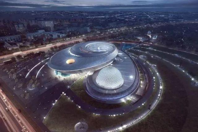 全球最大38000平天文馆落户上海_4