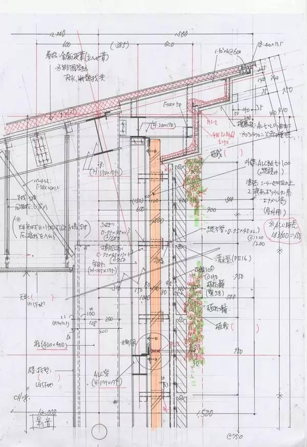建筑施工图该如何确定需要画哪些墙身大样和节点?_4