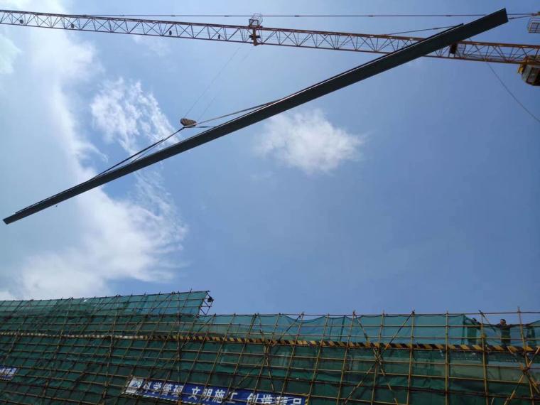 提高钢结构吊装安装精度