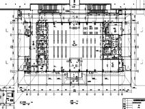 [浙江]高铁站建筑/初步结构设计施工图