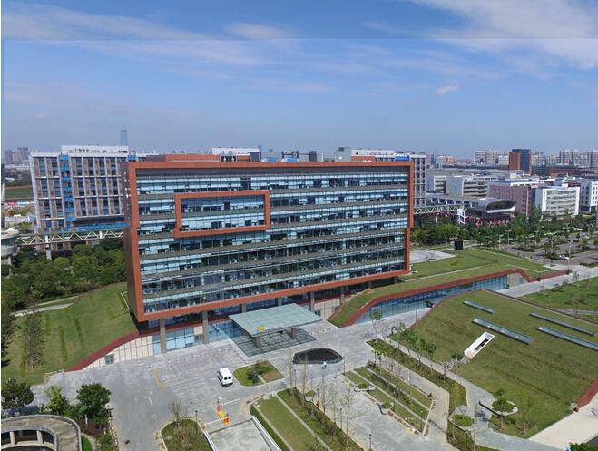 办公楼安全文明标准化建设工地汇报(PPT)