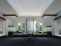 [靖江]展览馆-靖江市文化中心规划博览展示馆设计方案+效果图
