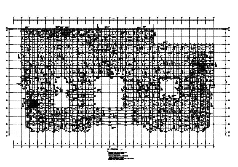 苏州汽车西客站施工图汇总(建筑结构水暖电)