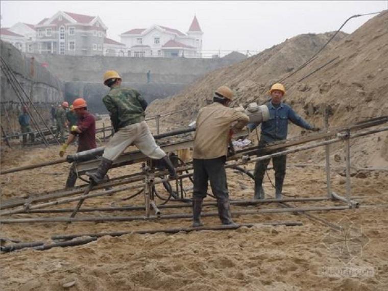 深基坑土钉墙支护土方开挖施工方案
