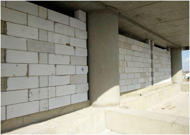 砌体与砼圆柱交接部位施工工法_2
