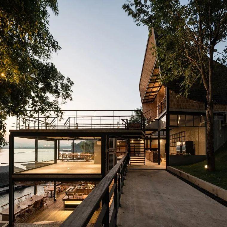 超美的水上筏式酒店设计,美出了新高度_11