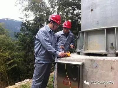 如何测试防雷接地方法,你们会吗?