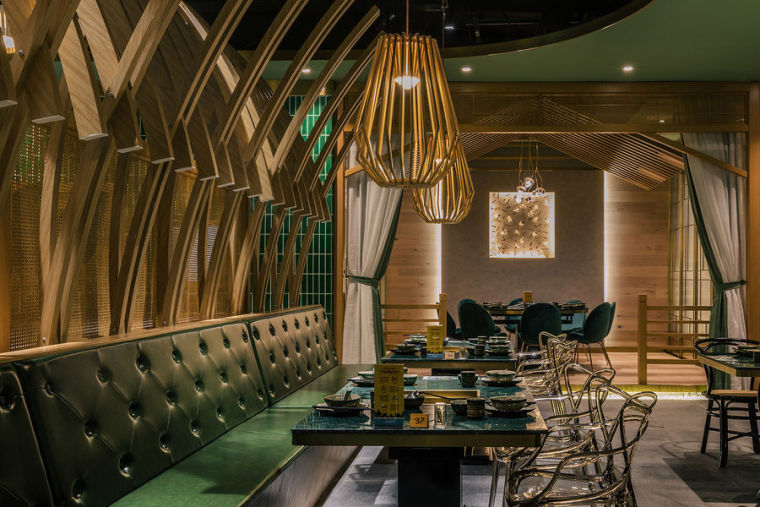 TURING DESIGN | 东南亚风格餐饮