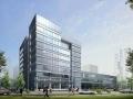 某九层政府办公楼建筑方案文本