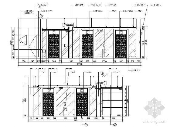 标准层电梯间