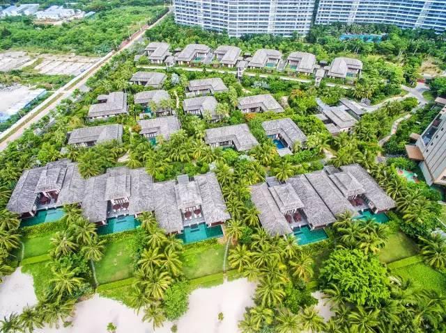10家顶级酒店的整体景观设计,震撼人心...-半山半岛安纳塔拉度假酒店