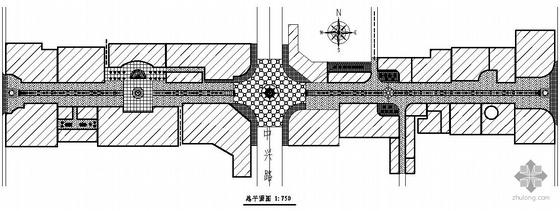 步行街景观设计