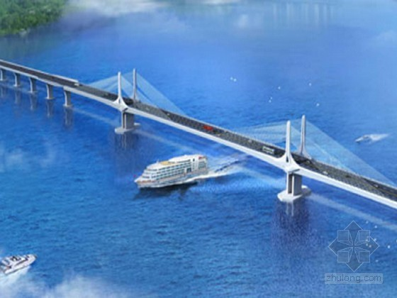 矮塔斜拉桥现浇箱梁支架系统计算书