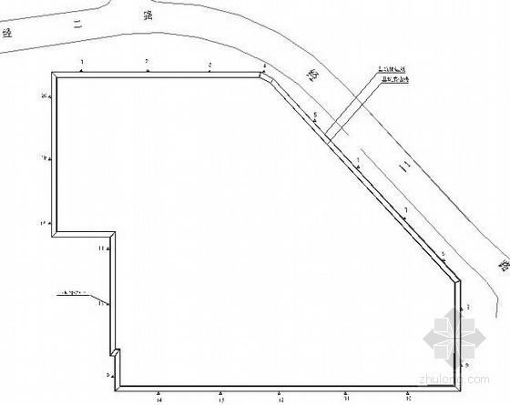 [江苏]污水处理厂生物滤池基坑监测方案