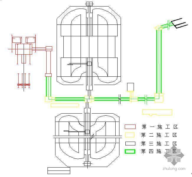 湖北某热电厂2X600MW机组输煤系统工程施工组织设计