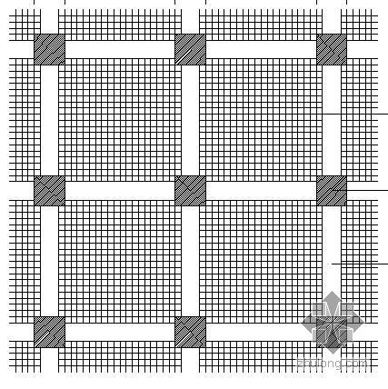 园路铺装样式100例施工图