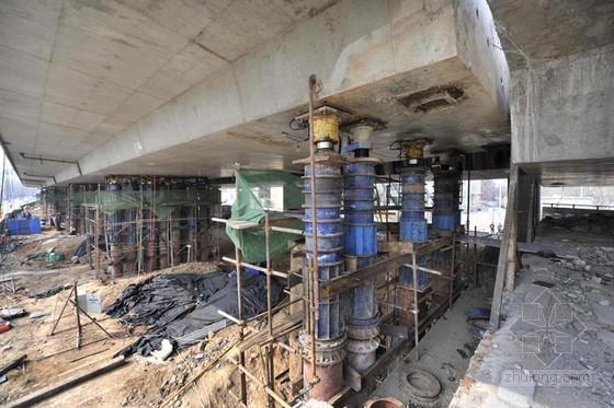 沈海高速公路桥梁顶升安全专项施工方案