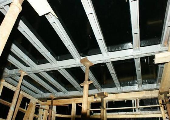 数字化钢性模板支撑组合结构体系施工技术总结