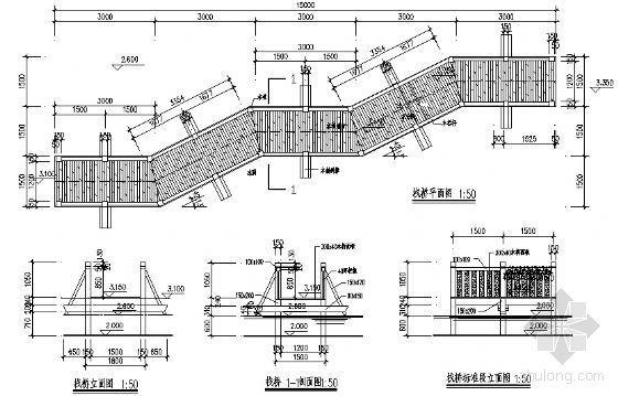 栈桥节点详图-4