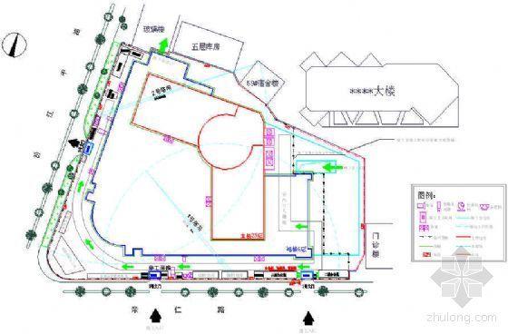 佛山市某医院医疗综合楼施工组织设计(鲁班奖工程)