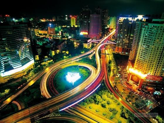 [江苏]城市主干路施工组织设计(桥梁扩建、明挖隧道)