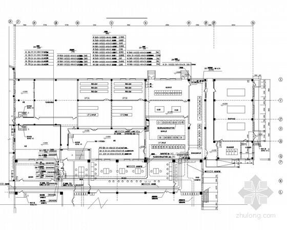 [海南]大型综合性旅游胜地电气施工图纸(含给排水)