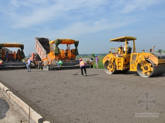 [安徽]省道二级公路改建工程实施性施工组织设计136页(桥涵 交通)