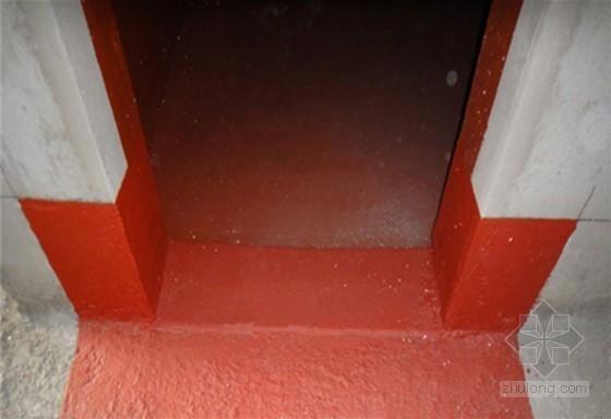 精装修卫生间门槛处渗水防治办法及推荐做法