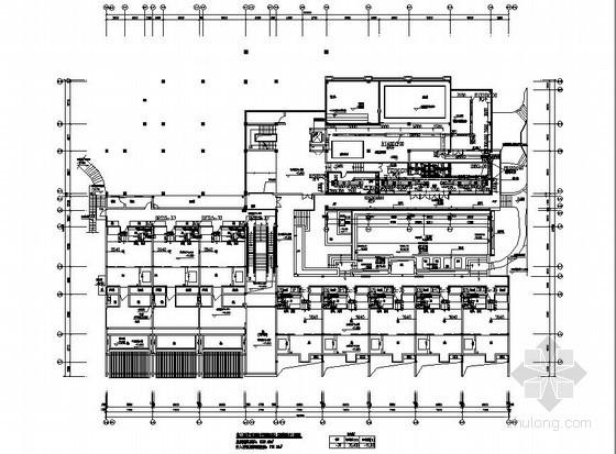 [海南]某酒店变制冷剂流量空调系统施工图