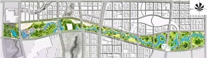 回归自然的雨洪渠道设计案例