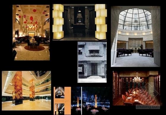 [山西]购物广场中心五星级综合型酒店设计方案印象图