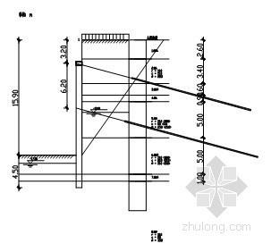 [北京]16米深基坑支护及止水帷幕施工组织设计(含计算书)
