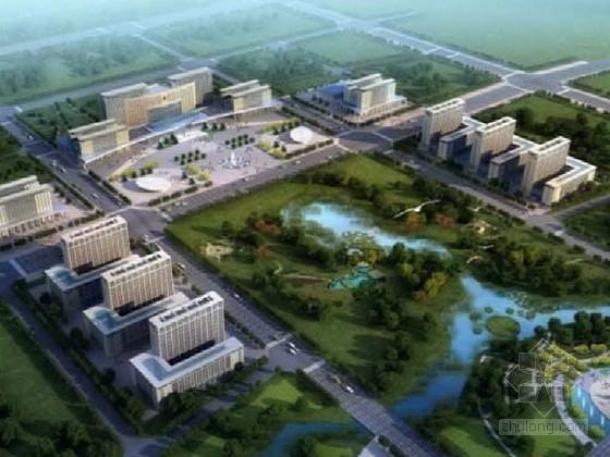[甘肃]历史文化名城改造景观规划设计方案