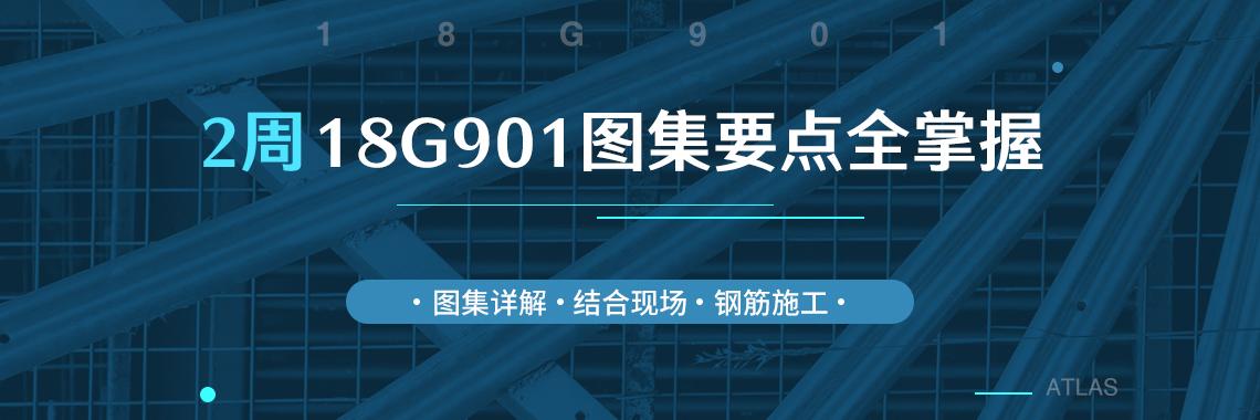 本课程针对18G901系列图集,系统讲解的同时联系项目钢筋工程现场实际,已达到让学员对18G901系列图集有更深理解并能合理运用的效果。