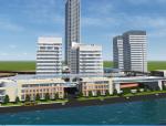 [上海]商业办公建筑BIM技术应用汇报(苏河洲际中心)