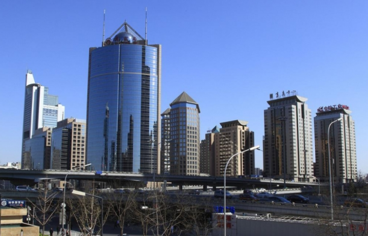 广东省经济发展中心给排水施工图(结构、建筑、电气、暖通)