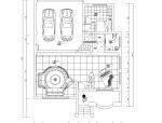 [湖北]某别墅现代风格施工图及效果图