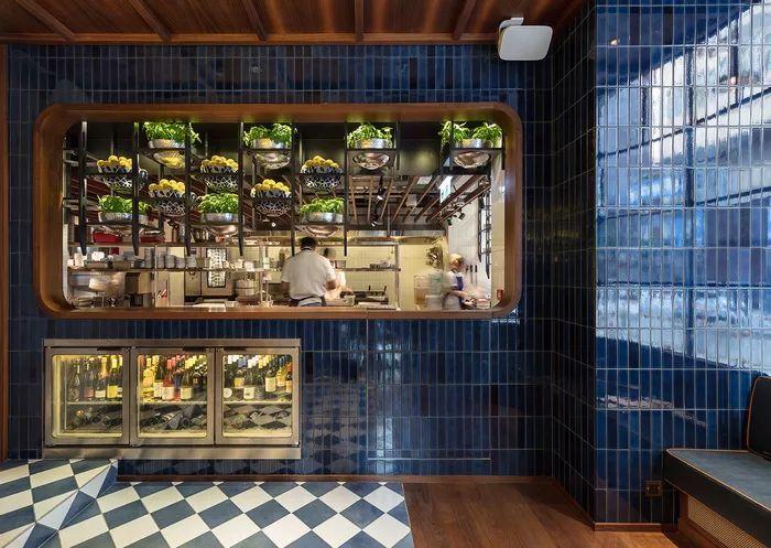 别找了,2018年最好看的餐饮空间设计都在这里了_65