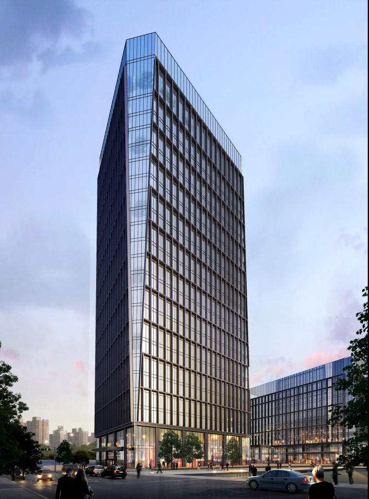 国家电网世博园区办公楼创建上海绿色施工工地汇报