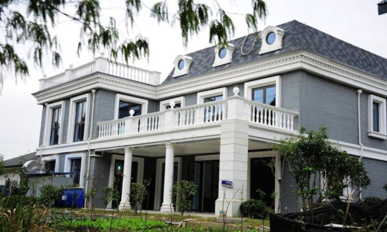 江苏多栋3D打印建筑亮相,庭院、别墅令人目不暇接