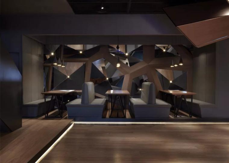 北京蓝色港湾花酷餐厅设计案例欣赏_10