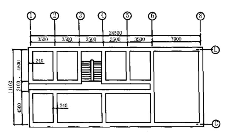 全国统一建筑工程基础定额应用百例图解(第一版407页)