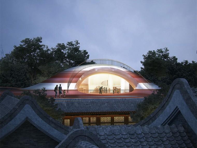 北京四合院幼儿园