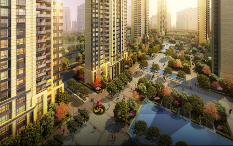 [江苏]33层住宅及多种社区商业及配套服务功能一体化商业综合体_2