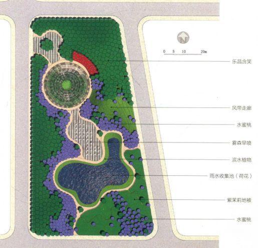 景观快题设计干货景观微地形设计要点(下)_13