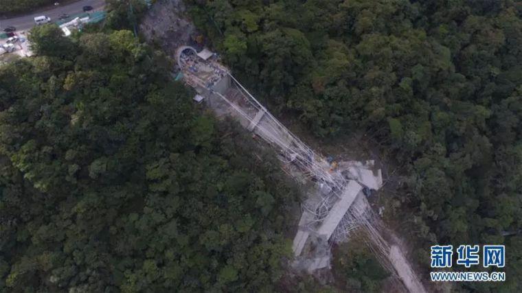 监控直播!在建大桥轰然倒塌,已有13人遇难,10多人下落不明_5