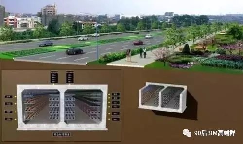 BIM技术在城市综合管廊建设中的应用_2