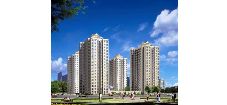 三里河南区改建工程东二区塔台、住宅楼工程施工组织设计方案(全套)