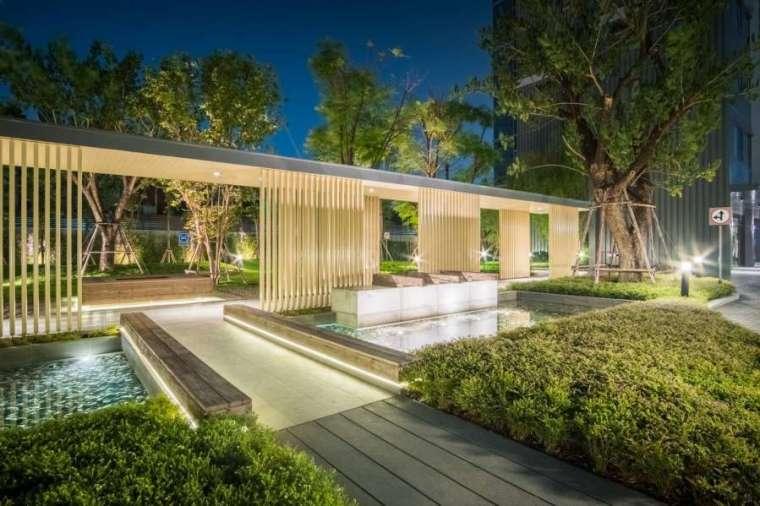 曼谷日本工艺与现代融合的Life住宅-13