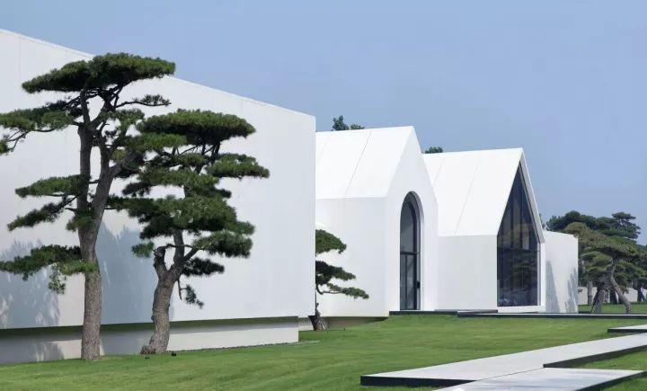 """王中军私人""""松美术馆""""落户顺义!可能是帝都颜值最高的地方_9"""